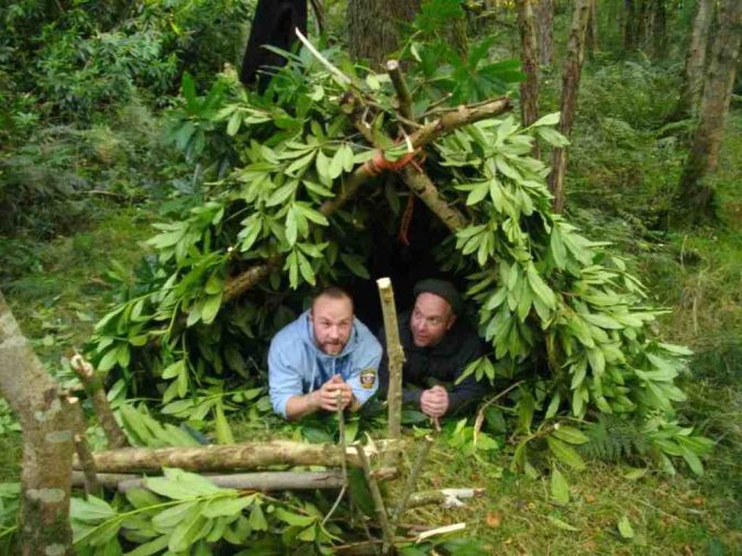 shelter What Is the Importance of Survival Courses?
