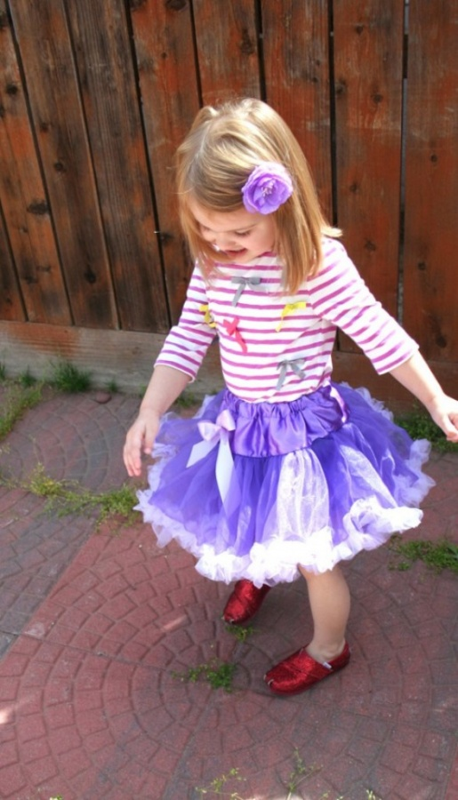 skirt 50 Gorgeous Kids Hair Accessories and Hairstyles