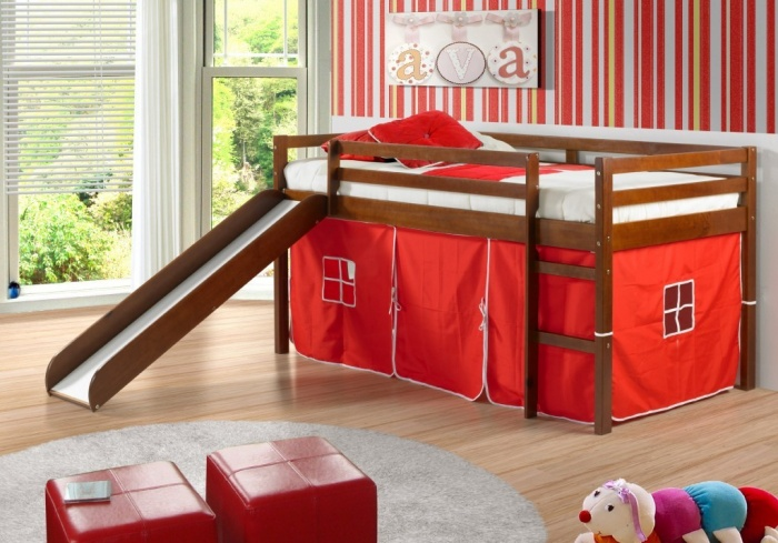 slide Fascinating and Stunning Designs for Children's Bedroom