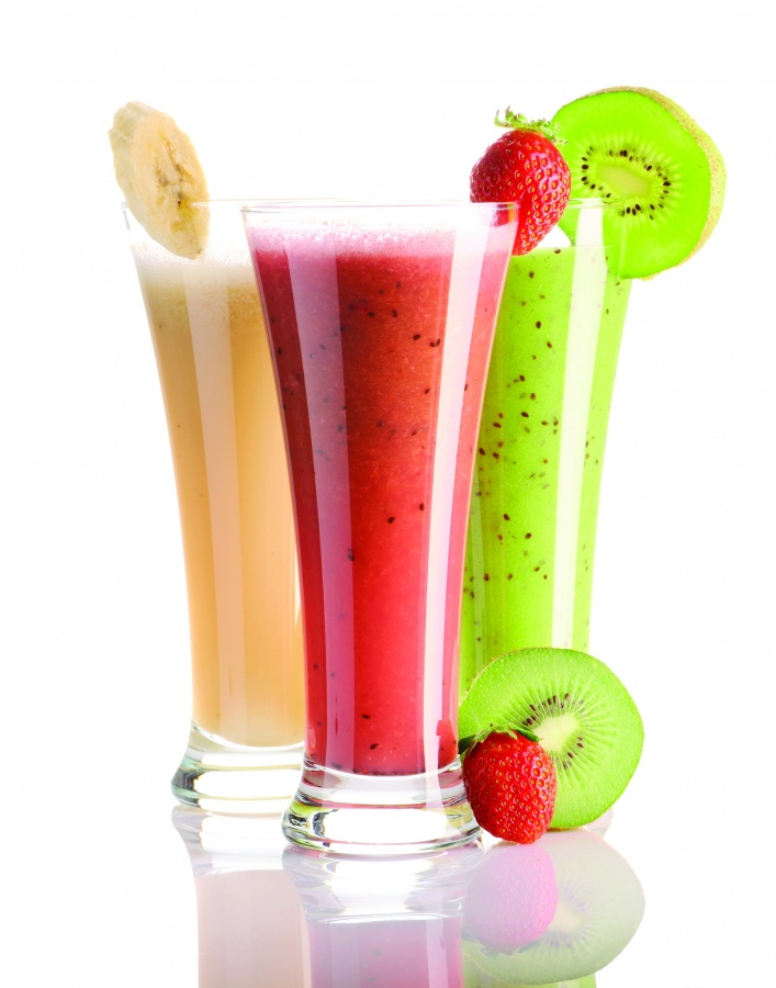 smoothie_2_62414314 Smoothie Drink Is Very Healthy And Delicious With Low Calories