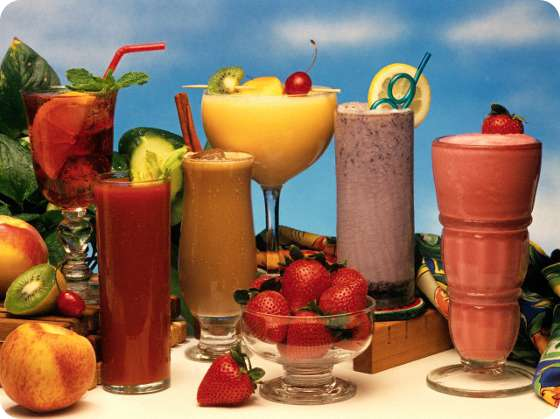 smoothies-1 Smoothie Drink Is Very Healthy And Delicious With Low Calories