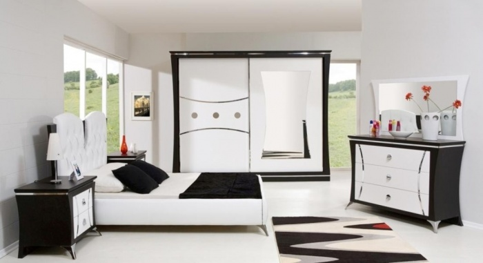 spacious-and-modern-bedroom Fabulous and Breathtaking Bedroom Designs