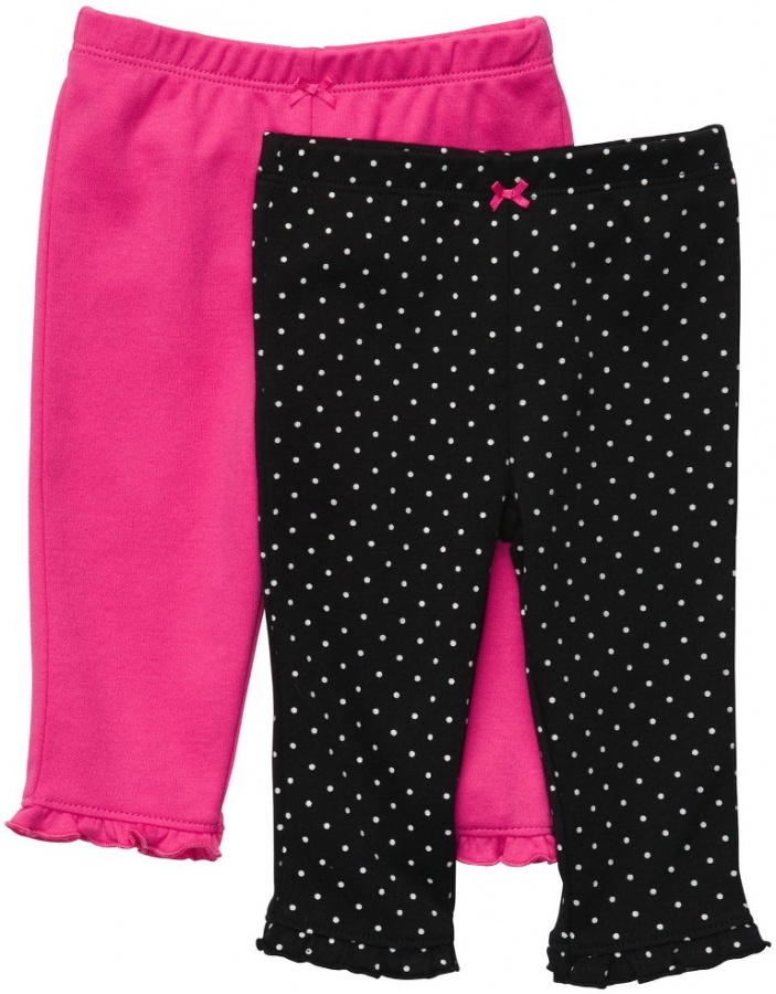 spotted1 30 Cutest Baby Girl Pants