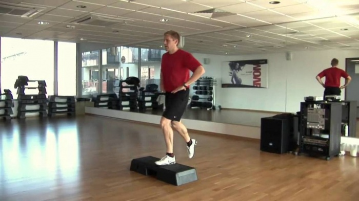 step-aerobic How to Benefit from Low Impact Exercises