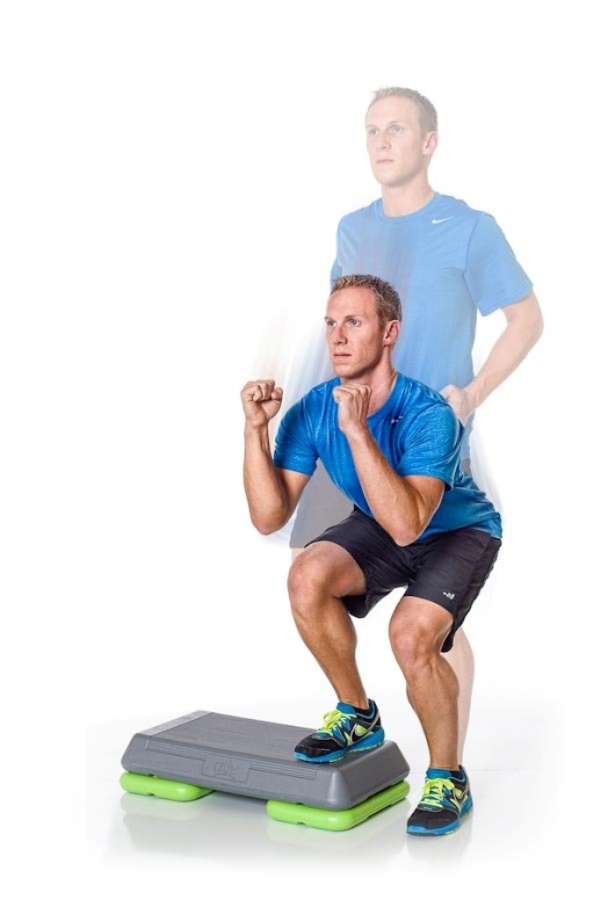 step-aeropic How to Benefit from Low Impact Exercises