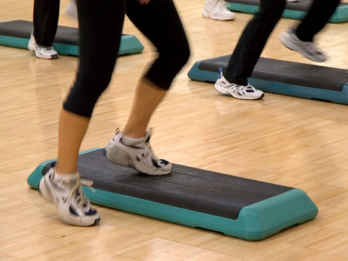 step How to Benefit from Low Impact Exercises