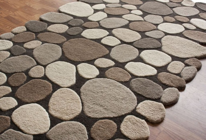 stone2 Exotic and Creative Carpet Designs for Your Unique Home