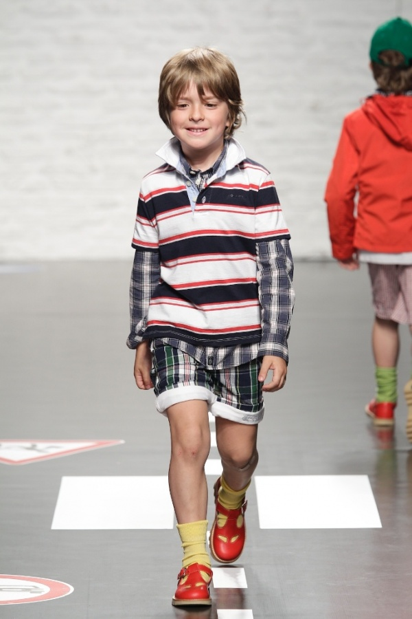 striped Most Stylish American Kids Clothing