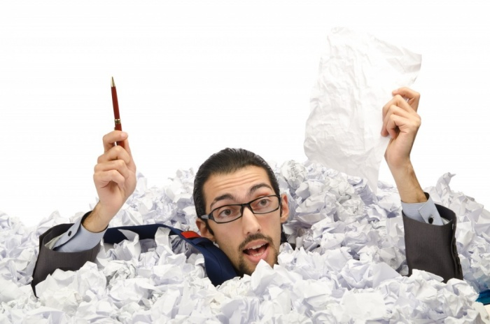 submerged How to Get Your Boss to Lessen Your Workload