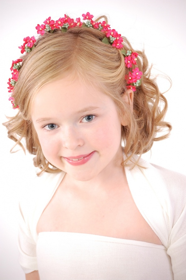 sweet-and-pretty 50 Gorgeous Kids Hair Accessories and Hairstyles