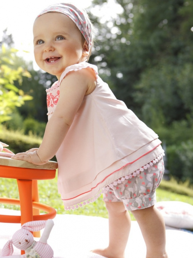 sweet1 Top 15 Cutest Baby Clothes for Summer