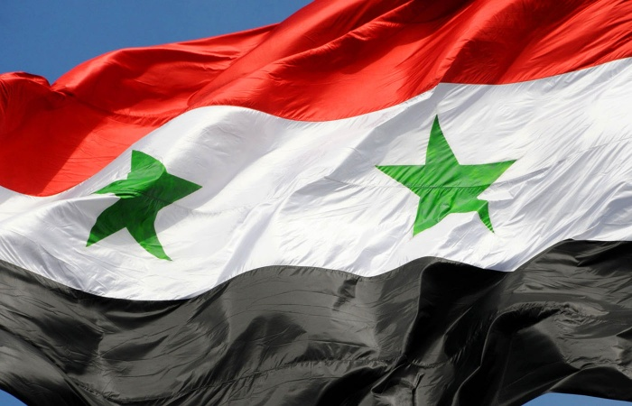 syria-flag Recognize Flags Of 30 Countries