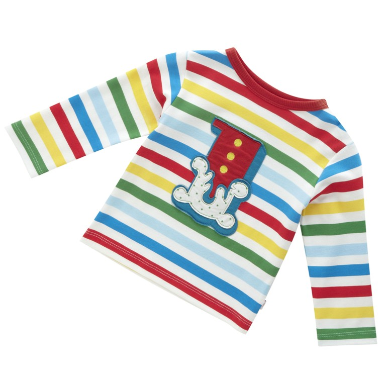 t-shirt Gorgeous Rainbow Kids Clothing