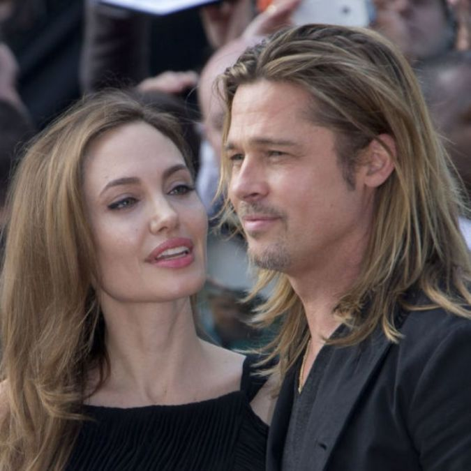 talking Angelina Jolie Catches the Eyes of Her Lovers and Cameras after Her First Appearance Since Mastectomy