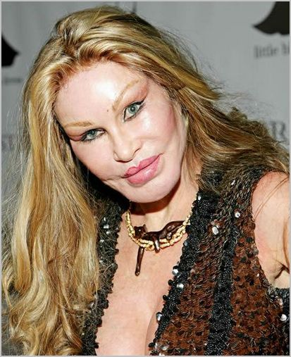 ugly-jocelyn-wildenstein Top 12 Ugliest Celebrity Makeup