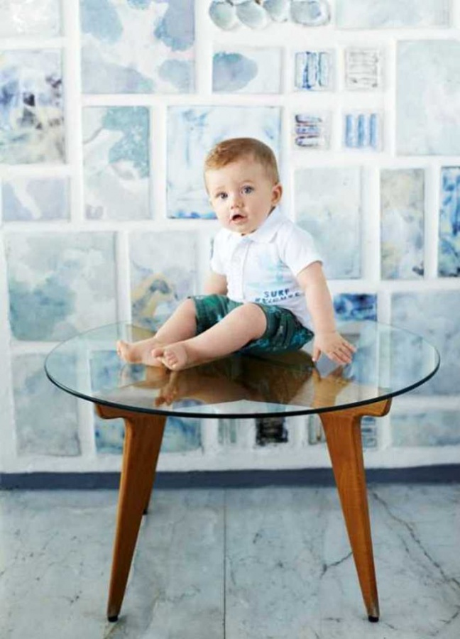 united-colors-of-benetton-summer-2013 Top 15 Cutest Baby Clothes for Summer