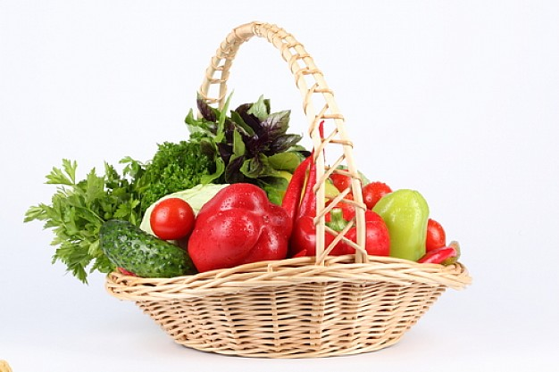 vegetable-mix-vegetables-in-basket-vegetable-vegetable-marrow_3198870 Baskets For Fruits And Vegetables In Your Kitchen