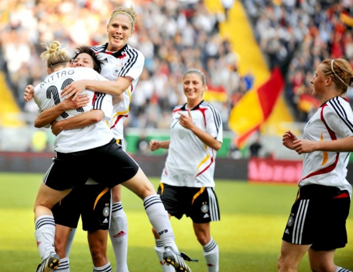victory FIFA Women's World Cup