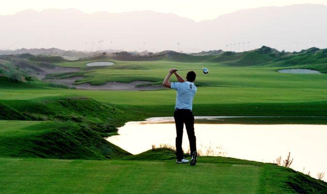 water How to Break 80 in Golf