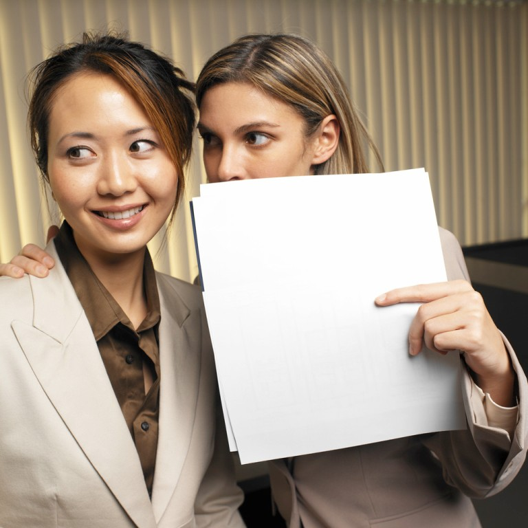 whispering-coworkers How to Get Your Boss to Actually Appreciate the Work You Do