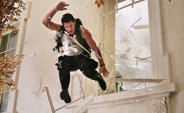 """white-house-down-channing-tatum """"White House Down"""" Is An American Action Film"""