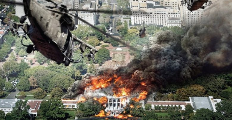 "Photo of ""White House Down"" Is An American Action Film"