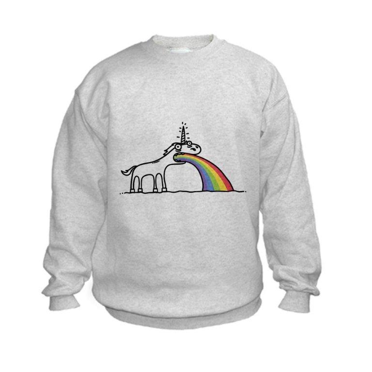 white3 Gorgeous Rainbow Kids Clothing