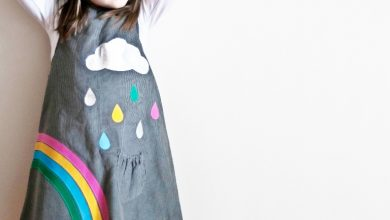 Photo of Gorgeous Rainbow Kids Clothing