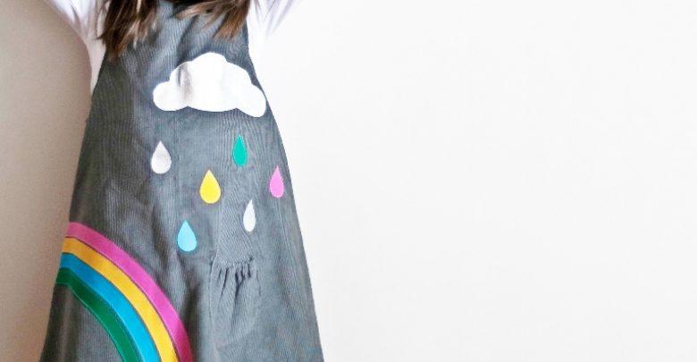 Photo of Gorgeous Rainbow Kids Clothing