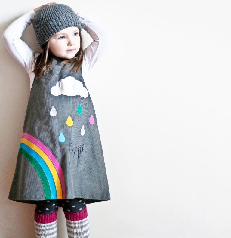 wildthings_rainbow Gorgeous Rainbow Kids Clothing