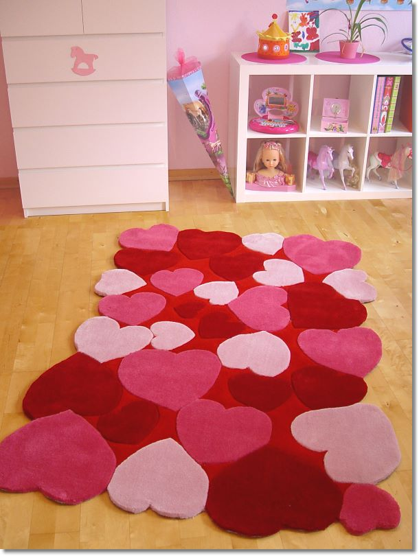 www.7hob.com137022292512 Kids' Rugs Are Not Just For Decoration, But An Educational Method