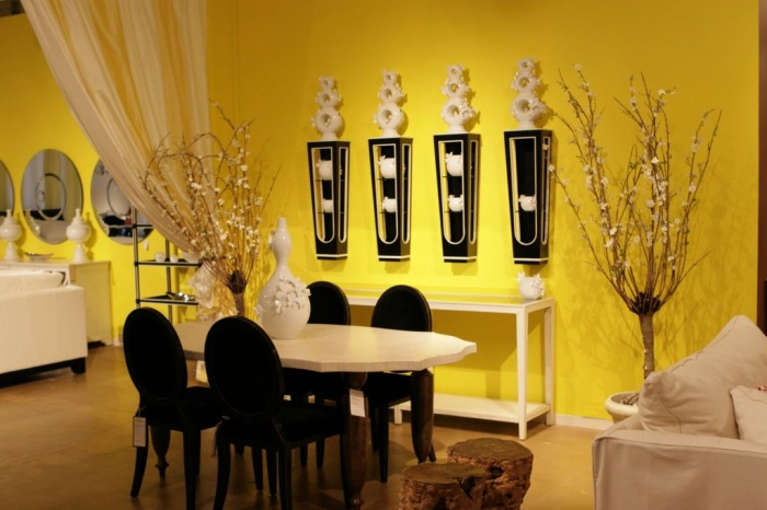 yellow-interior-for-rooms-kitchens-and-bathrooms-2014-design-note What Are the Latest Home Decor Trends?