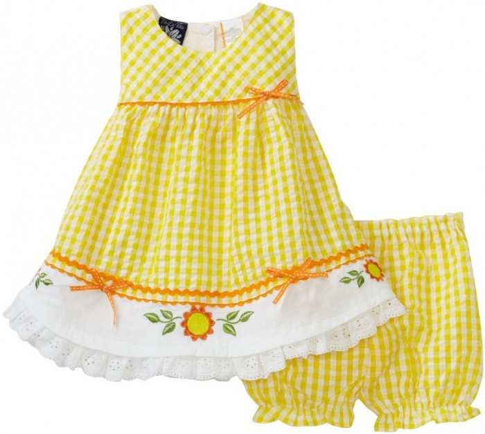 yellow Top 15 Cutest Baby Clothes for Summer