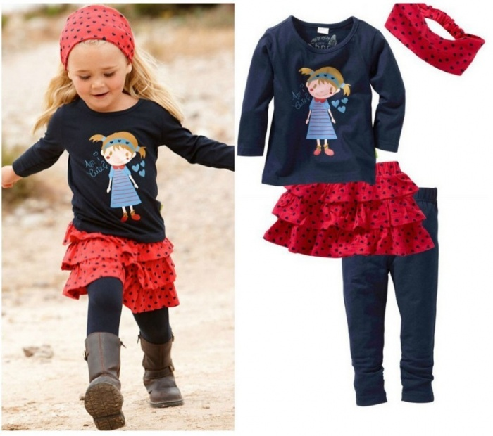 young-girls1 Most Stylish American Kids Clothing