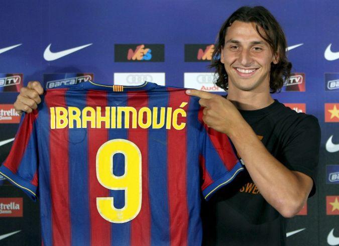 zlatan-ibrahimovic Top 10 Football Players
