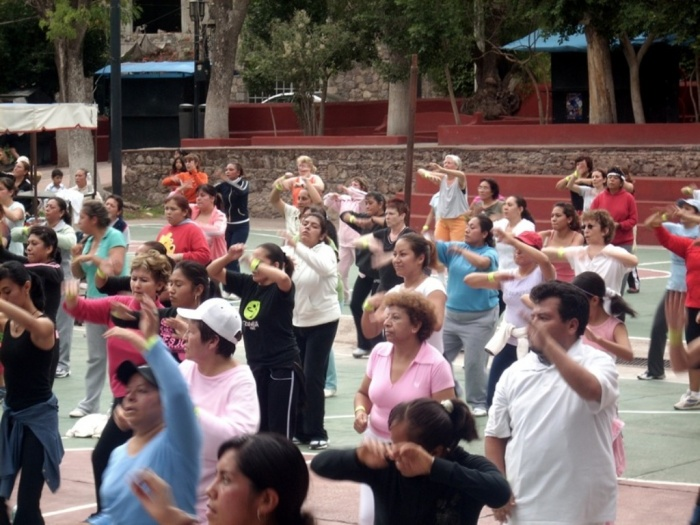 zumba-workout-class-by-ronfel How to Benefit from Low Impact Exercises