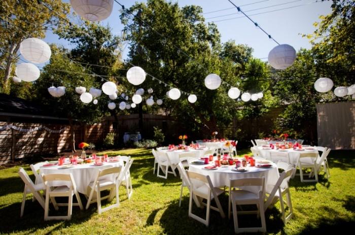 01-backyard-wedding-reception-setup Best +20 Ideas For Outdoor wedding