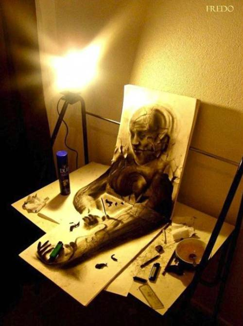 01 Top 25 Incredibly Realistic 3D Drawings
