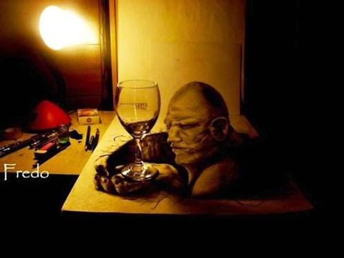 04 Top 25 Incredibly Realistic 3D Drawings
