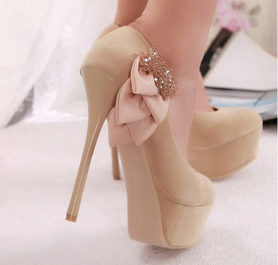 1001189_383580625076644_1621129514_n Elegant Collection Of High-Heeled Shoes For Women