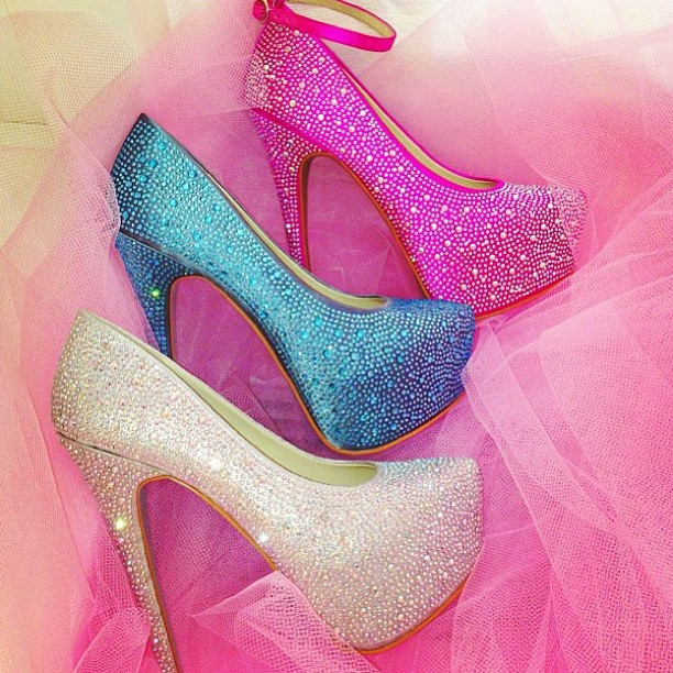 1004614_382709288497111_68468839_n Elegant Collection Of High-Heeled Shoes For Women