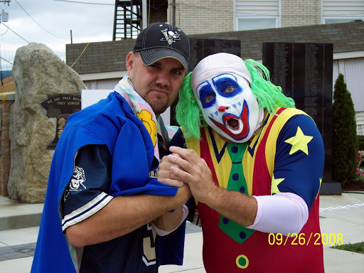 """100_5370 The Sudden Death Of Matt Osborne """"Doink The Clown"""""""