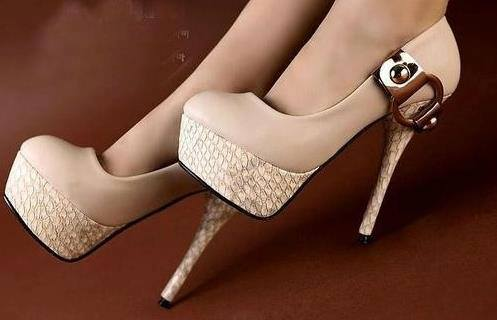 1013935_386053094829397_666988238_n Elegant Collection Of High-Heeled Shoes For Women