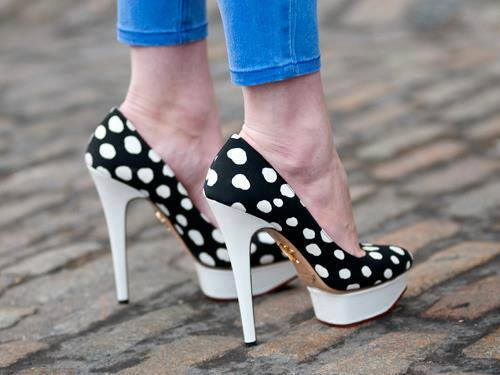 1045168 385962674838439 1990213380 n Elegant Collection Of High Heeled Shoes For Women