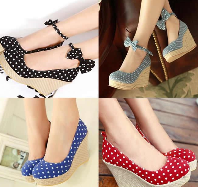 1069257_387729634661743_1104301822_n Elegant Collection Of High-Heeled Shoes For Women