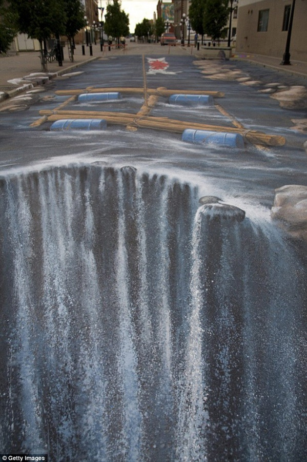 111 26 Most Stunning 3D Street Art Paintings