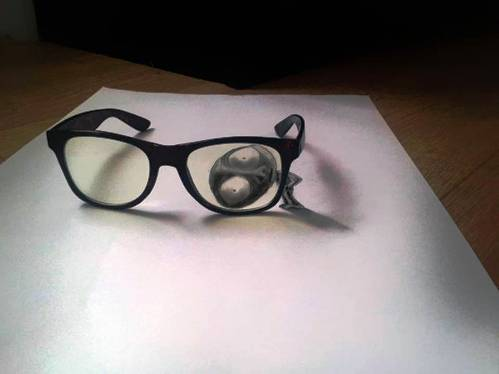 18 Top 25 Incredibly Realistic 3D Drawings
