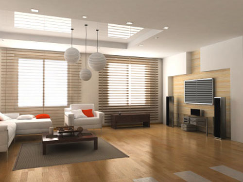 2011-Wooden-Flooring-Home-Artistic 43 Modern And Creative Ideas Of Flooring Designs