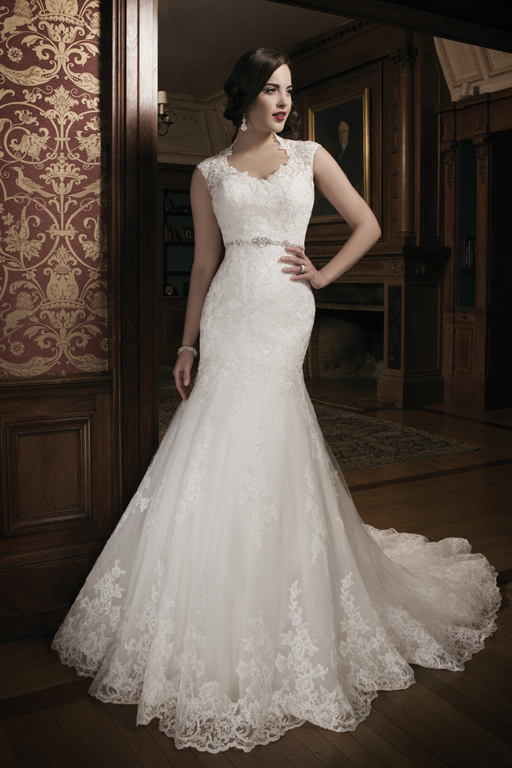 2014-wedding-dresses The 19 Most Breathtaking Bridal Dresses Of 2017