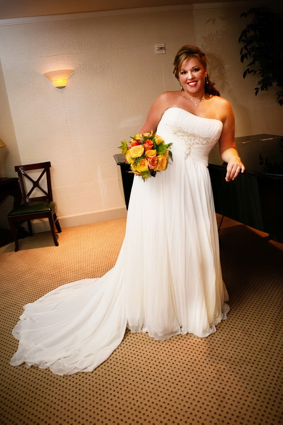 2147483635 Tips To Choose The Perfect Plus Size Bridal Dress...